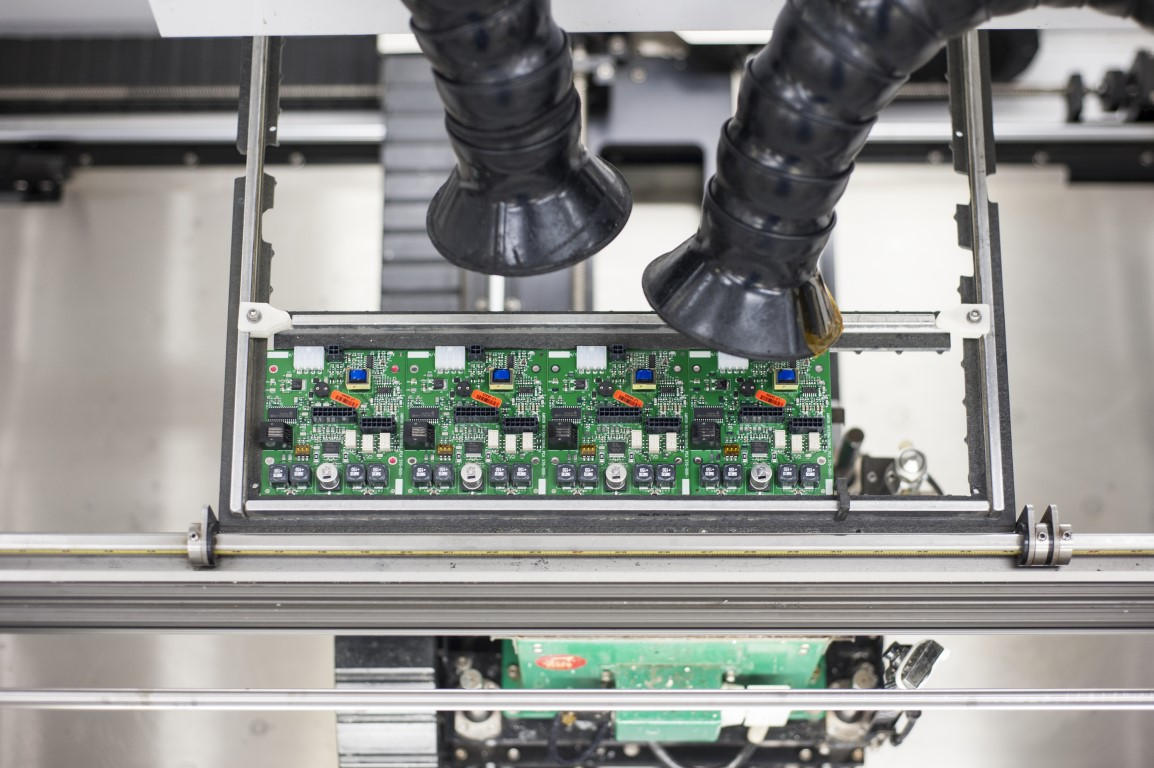 PCB manufacturing and assembly